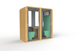 Cabine acoustique Duo Khara SBS