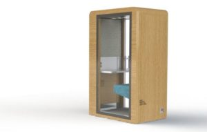 Cabine acoustique Seat Box Khara SBS