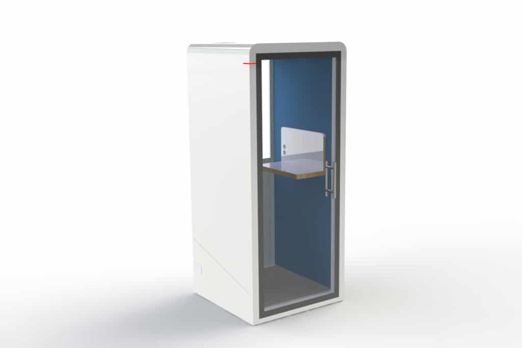 Cabine acoustique Stand Up Procyon SBS