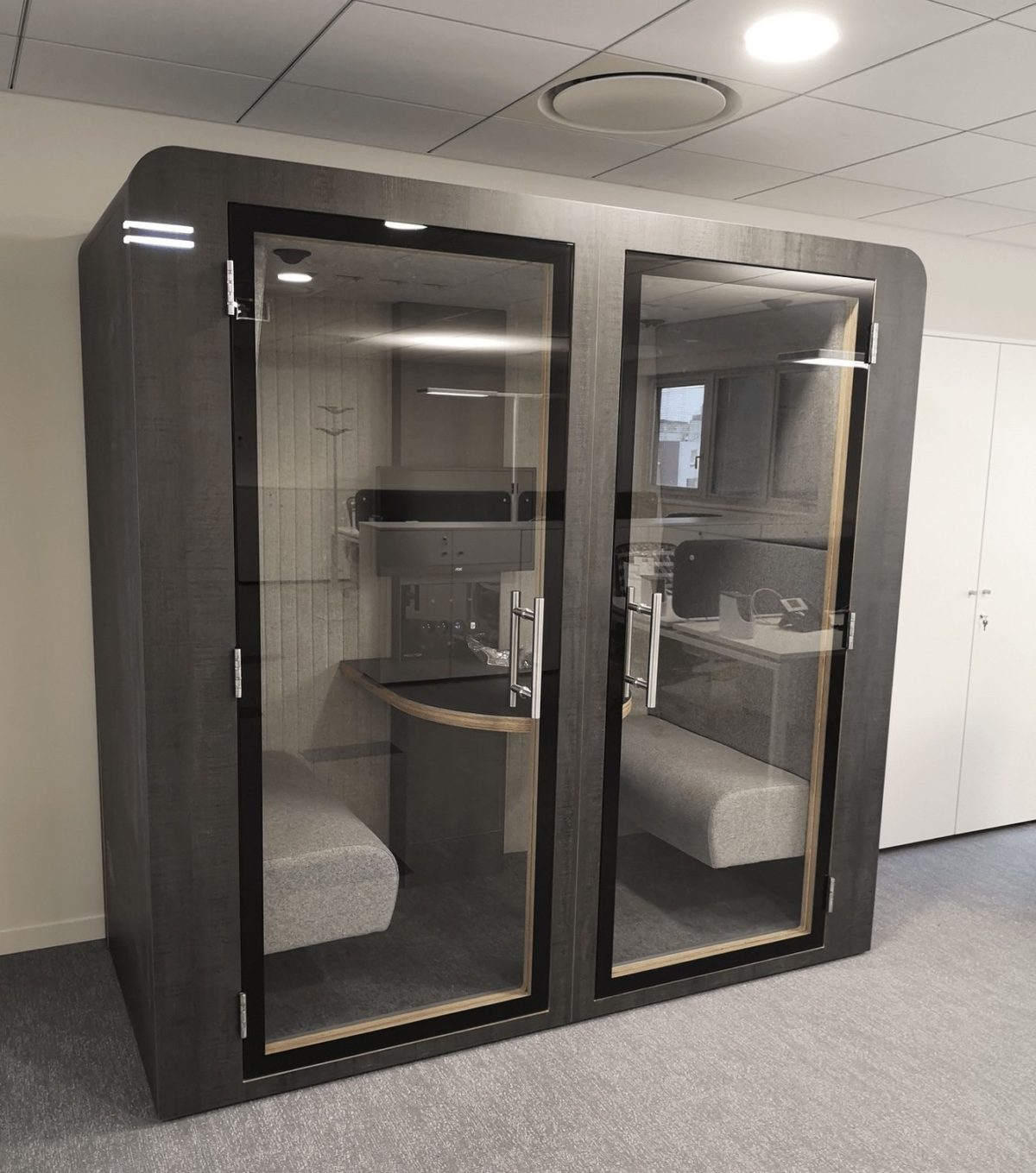 Procyon Duo cabine acoustique SBS